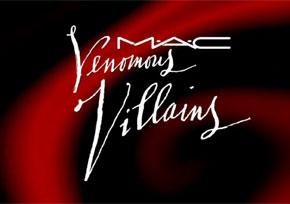 MAC Cosmetics and Disney Venomous Villains